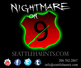 Nightmare on 9 Haunted House