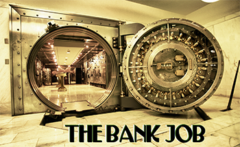 THE BANK JOB - Seattle Escape Games